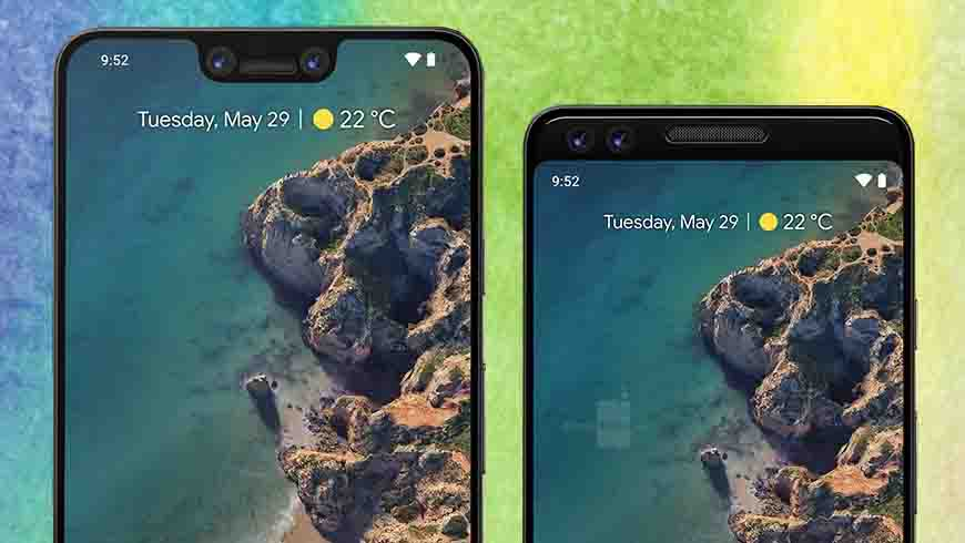 Google Pixel 4 variant Plus & XL has complete bezel free design