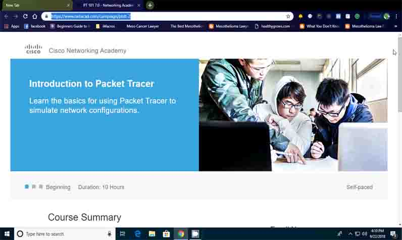 Download free Cisco Packet Tracer 7.2 official offline installer links