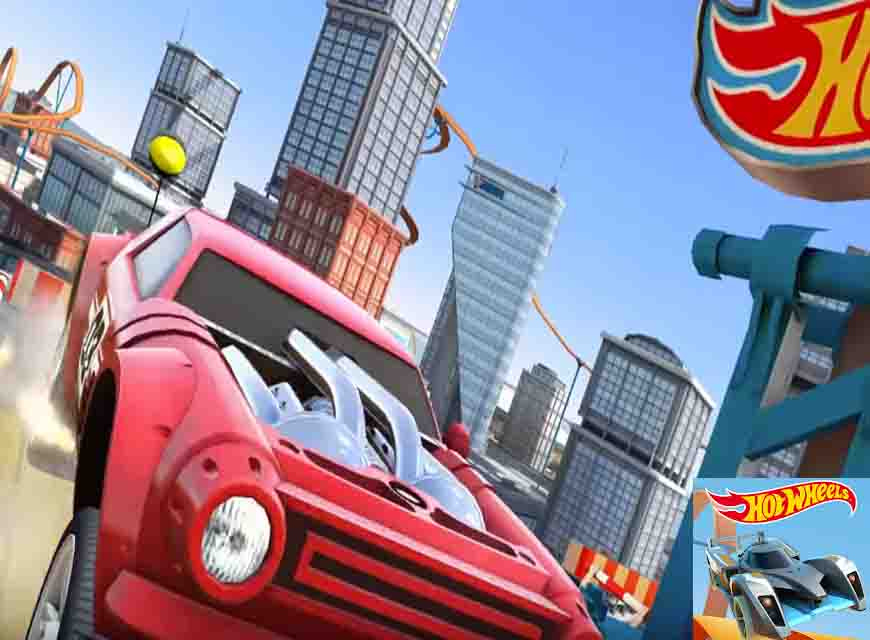 Asphalt 8 airborne alternatives Hot Wheels Race Off