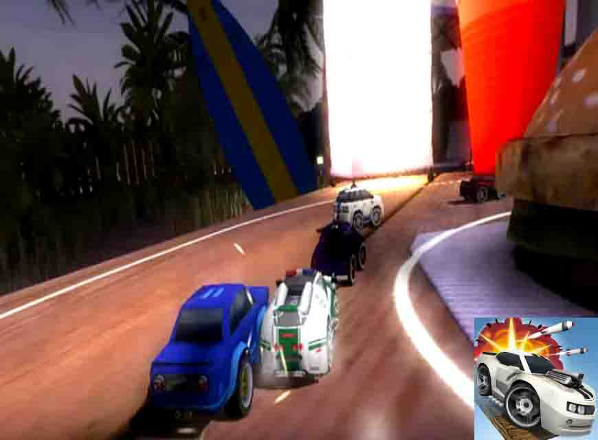 Asphalt 8 airborne similar game Table top racing